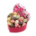 """Сердце"" в шоколаде"